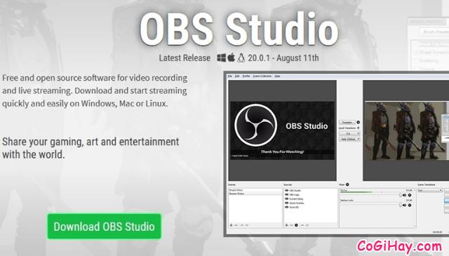 Cách sử dụng OBS Studio Live Stream màn hình máy tính lên Facebook cá nhân + Hình 6