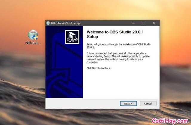 Cách sử dụng OBS Studio Live Stream màn hình máy tính lên Facebook cá nhân + Hình 7