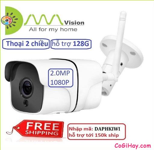 Review TOP 5 loại Camera an ninh không dây tốt nhất cho ngôi nhà + Hình 25