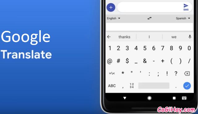 Mách bạn cách biến giọng nói thành văn bản trên Android và iOS + Hình 7