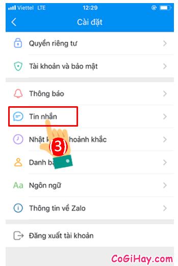 Hướng dẫn khôi phục lại tin nhắn đã bị xóa trên Zalo + Hình 9