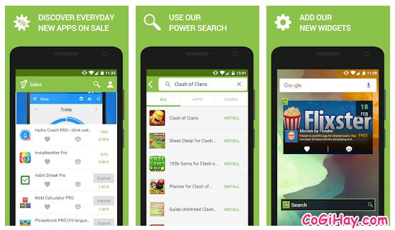 Cách Download Free ứng dụng phải trả tiền trên điện thoại Android + Hình 6