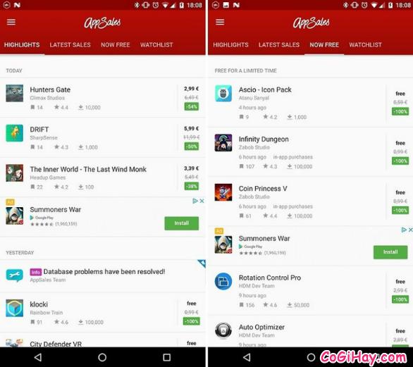 Cách Download Free ứng dụng phải trả tiền trên điện thoại Android + Hình 11
