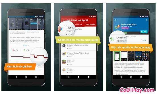 Cách Download Free ứng dụng phải trả tiền trên điện thoại Android + Hình 12