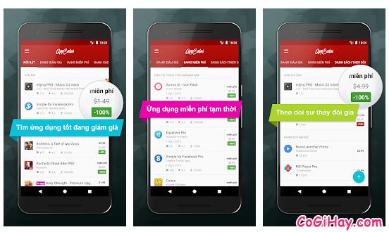 Cách Download Free ứng dụng phải trả tiền trên điện thoại Android + Hình 13