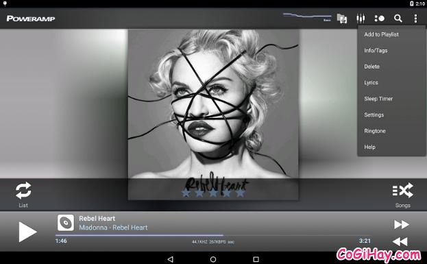 8 Cách cải thiện chất lượng Âm thanh cho điện thoại Android + Hình 6