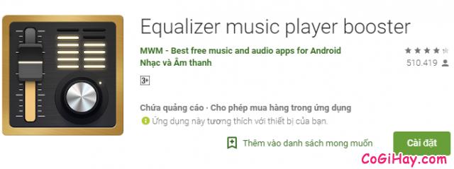 8 Cách cải thiện chất lượng Âm thanh cho điện thoại Android + Hình 9