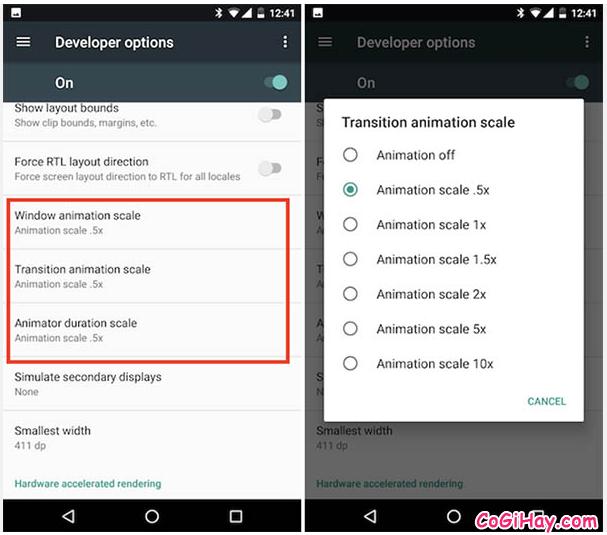 Những thủ thuật cần biết khi sử dụng Smartphone Android + Hình 27