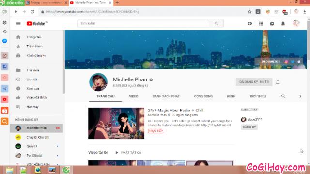 Kênh Youtube của Michelle Phan trở lại YouTube với dự án mới năm 2019 + Hình 6
