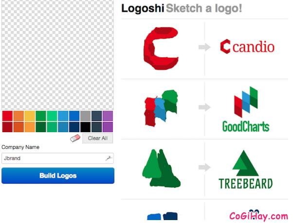 TOP 10 công cụ thiết kế LOGO miễn phí cho người không chuyên + Hình 9