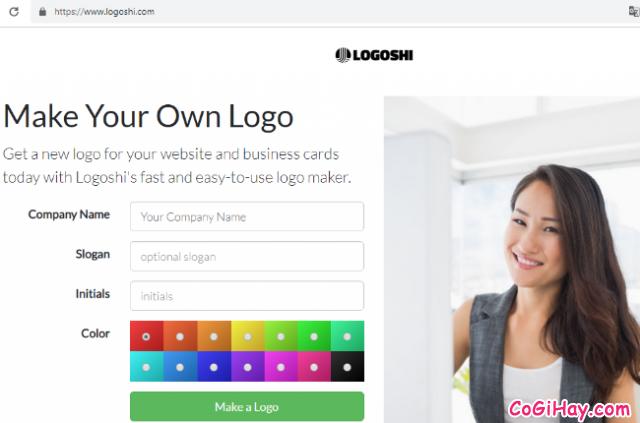 TOP 10 công cụ thiết kế LOGO miễn phí cho người không chuyên + Hình 10