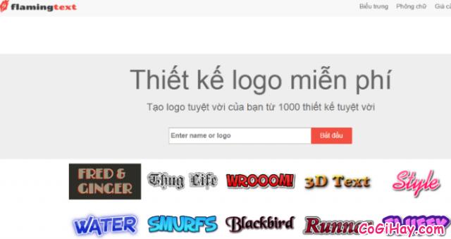 TOP 10 công cụ thiết kế LOGO miễn phí cho người không chuyên + Hình 13