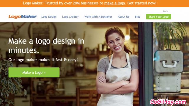 TOP 10 công cụ thiết kế LOGO miễn phí cho người không chuyên + Hình 14