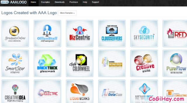TOP 10 công cụ thiết kế LOGO miễn phí cho người không chuyên + Hình 17