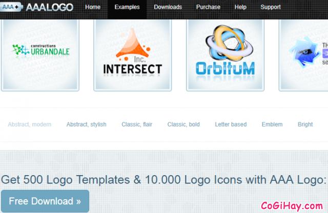 TOP 10 công cụ thiết kế LOGO miễn phí cho người không chuyên + Hình 18