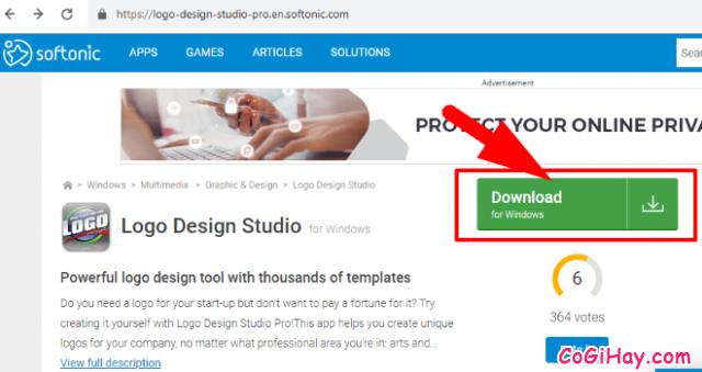 TOP 10 công cụ thiết kế LOGO miễn phí cho người không chuyên + Hình 22