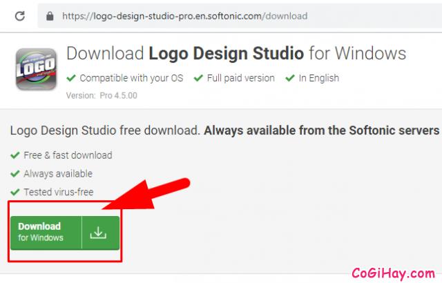 TOP 10 công cụ thiết kế LOGO miễn phí cho người không chuyên + Hình 23