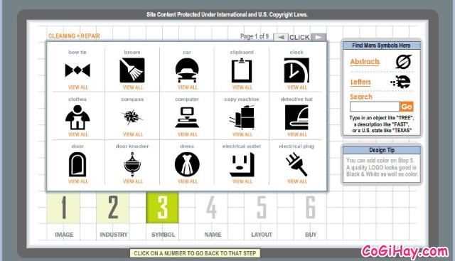 TOP 10 công cụ thiết kế LOGO miễn phí cho người không chuyên + Hình 33