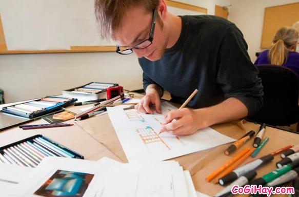 Vài lời khuyên hữu ích dành cho các Nhà thiết kế trẻ + Hình 6