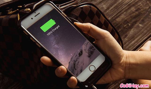 Mẹo tiết kiệm PIN trên iOS bằng cách tắt các chức năng không cần thiết + Hình 3