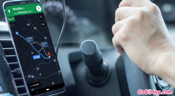 Hướng dẫn bật Chế độ tối - Dark mode trên ứng dụng Google Maps + Hình 8