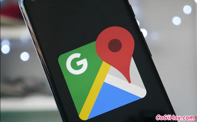 Hướng dẫn bật Chế độ tối - Dark mode trên ứng dụng Google Maps + Hình 11
