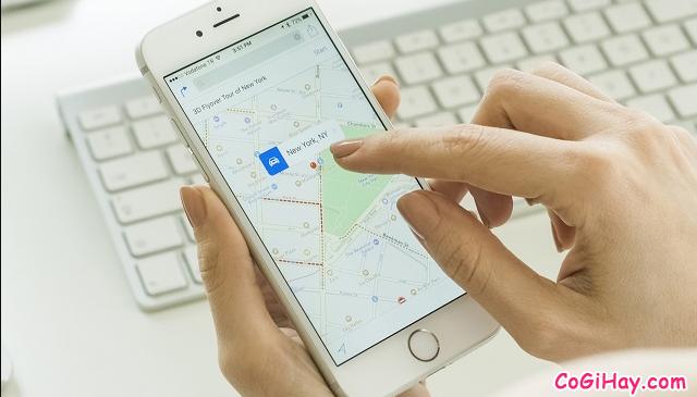 Hướng dẫn bật Chế độ tối - Dark mode trên ứng dụng Google Maps + Hình 12