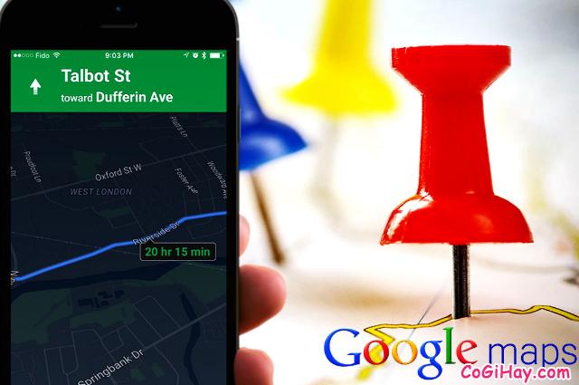 Hướng dẫn bật Chế độ tối - Dark mode trên ứng dụng Google Maps + Hình 13