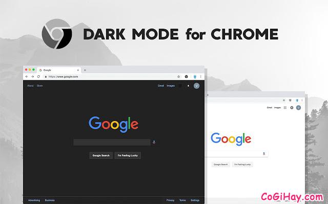 Cách sử dụng chế độ tối - Dark Mode trên Google Chrome PC + Hình 4