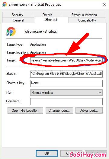 Cách sử dụng chế độ tối - Dark Mode trên Google Chrome PC + Hình 6