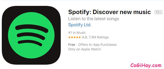 Hướng dẫn xóa bộ nhớ Cache cho Spotify trên iPhone, iPad 8