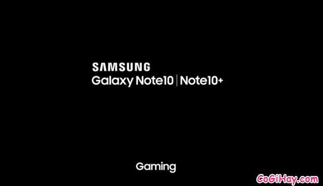 Tháng 9/2019: Dịch vụ Stream game cho Galaxy Note 10 sẽ phát hành + Hình 5