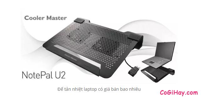 Chia sẻ kinh nghiệm chọn mua đế tản nhiệt tốt nhất cho Laptop + Hình 18