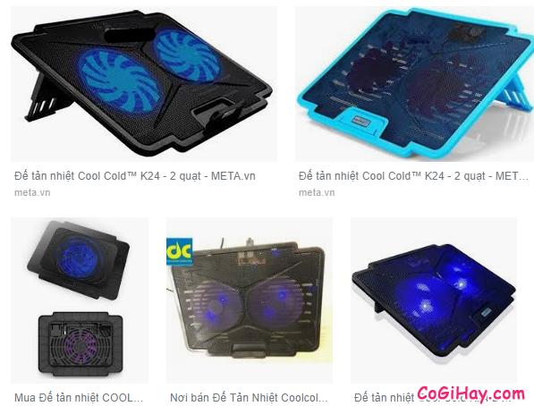 Nên lựa chọn mua đế tản nhiệt máy tính xách tay thương hiệu nào ? + Hình 10