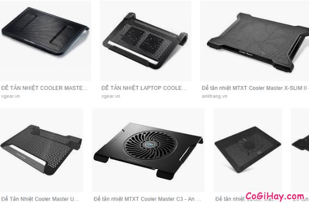 Nên lựa chọn mua đế tản nhiệt máy tính xách tay thương hiệu nào ? + Hình 13