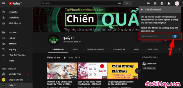 Thủ thuật cải thiện trải nghiệm xem video trên kênh YouTube + Hình 9