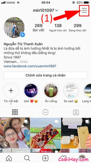 Hướng dẫn ẩn tin Story trên Instagram khỏi người bạn ghét + Hình 2
