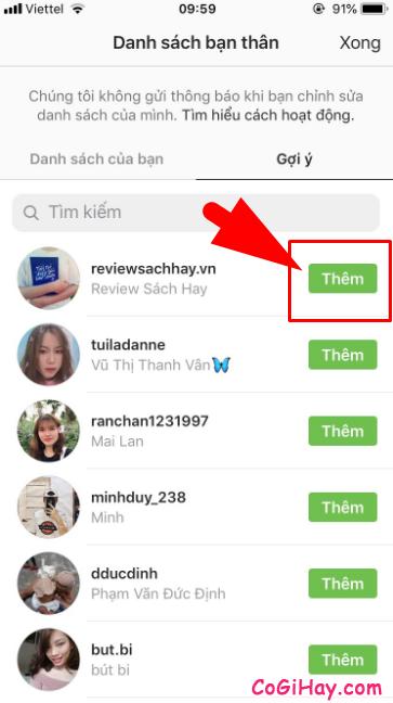 Hướng dẫn ẩn tin Story trên Instagram khỏi người bạn ghét + Hình 4