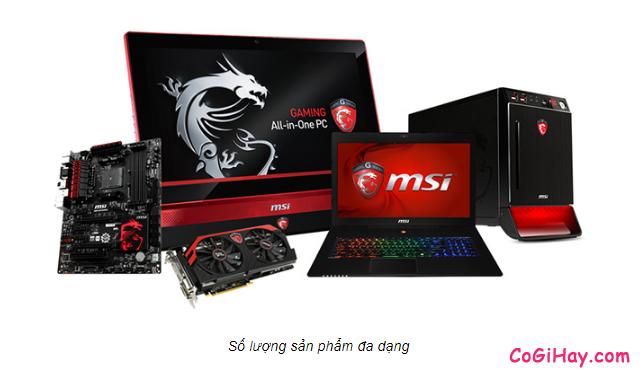 Review COMBO bàn phím - chuột Gaming MSI VIGOR GK60 & CLUTCH GM50 + Hình 4