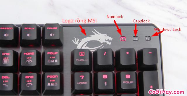 Review COMBO bàn phím - chuột Gaming MSI VIGOR GK60 & CLUTCH GM50 + Hình 10