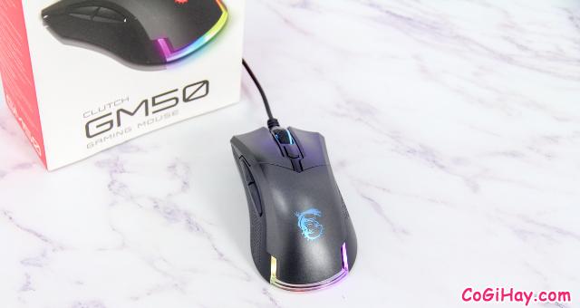 Review COMBO bàn phím - chuột Gaming MSI VIGOR GK60 & CLUTCH GM50 + Hình 20