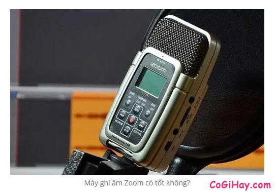 Máy ghi âm là gì? Nên chọn mua máy ghi âm của hãng nào là tốt nhất ? + HÌnh 13
