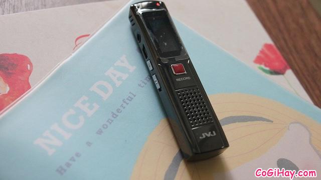 Máy ghi âm là gì? Nên chọn mua máy ghi âm của hãng nào là tốt nhất ? + HÌnh 18