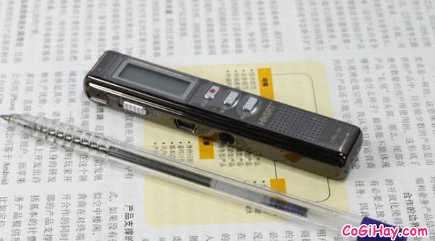 Tư vấn tiêu chí chọn mua máy ghi âm chất lượng tốt nhất + Hình 8