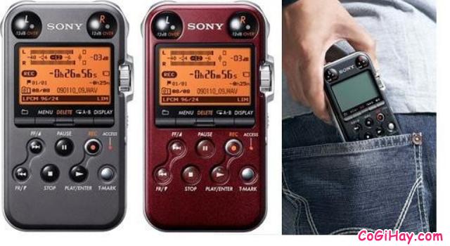 Tư vấn tiêu chí chọn mua máy ghi âm chất lượng tốt nhất + Hình 21