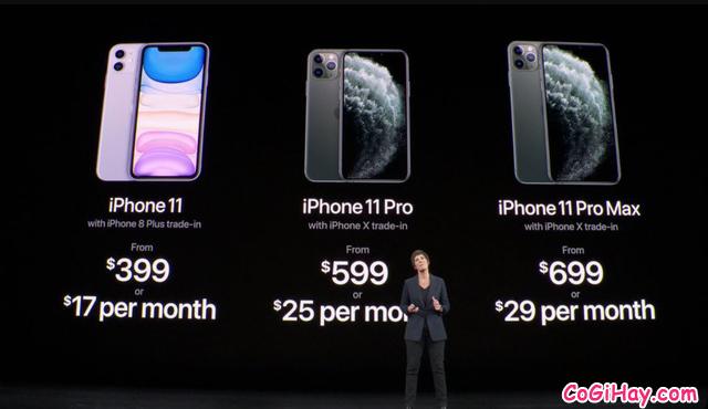 Tóm tắt toàn bộ sự kiện Apple ngày 11/09/2019 + Hình 2