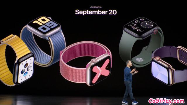 Tóm tắt toàn bộ sự kiện Apple ngày 11/09/2019 + Hình 12