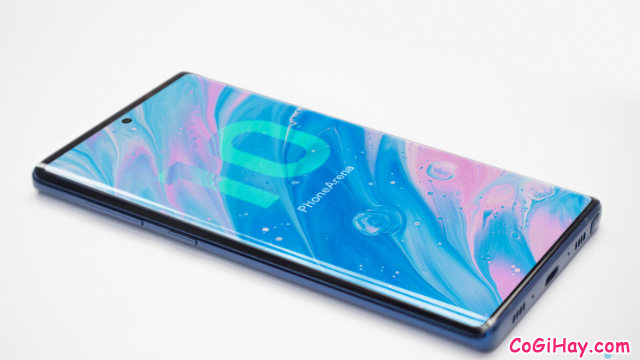Những tính năng của bộ đôi Samsung Galaxy Note 10, Note 10 Plus + Hình 2