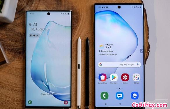Những tính năng của bộ đôi Samsung Galaxy Note 10, Note 10 Plus + Hình 3