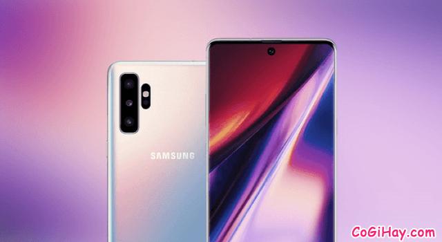 Những tính năng của bộ đôi Samsung Galaxy Note 10, Note 10 Plus + Hình 5